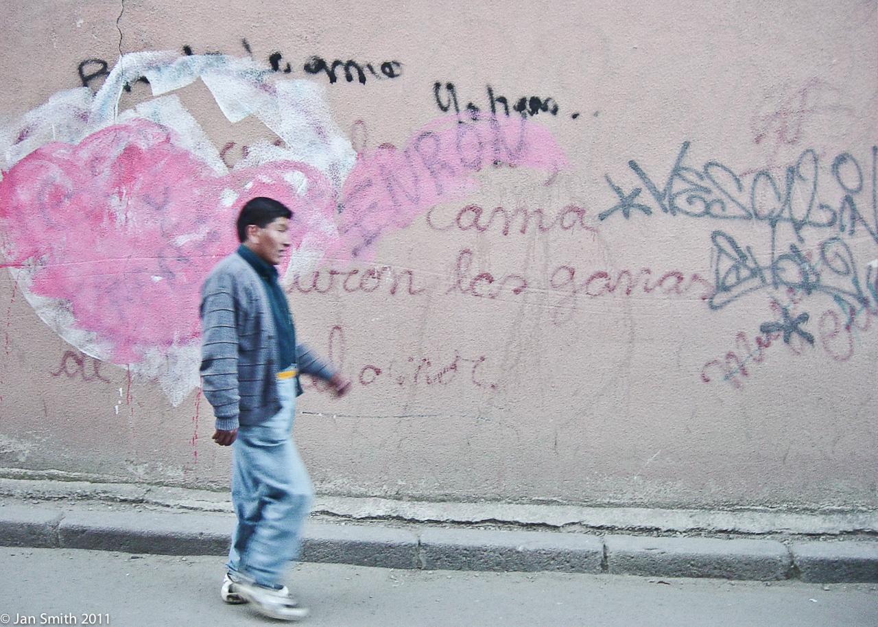 Taika Boliviana - Jan Smith 2003